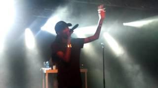 Angel Haze - Werkin' Girls (Live@Debaser Strand) 4K