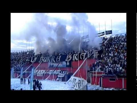 """""""Burra Brava Final Absoluta (IDA) Vs Las Pandilleras de sur. 2014"""" Barra: La Burra Brava • Club: Zamora"""