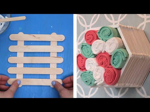 Popsicle Stick Crafts You Can Do Right Now
