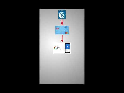 Виртуальная карта webmoney. Как заказать карту webmoney? Подключить к Google Pay. Оплата через NFC.