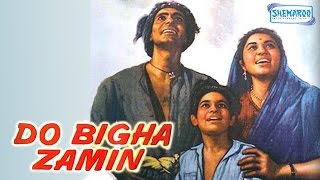 Do Bigha Zamin  Balraj Sahni  Nirupa Roy  Hindi Full Movie