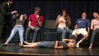 Hypnotized High School Uncut -- Are They Faking??