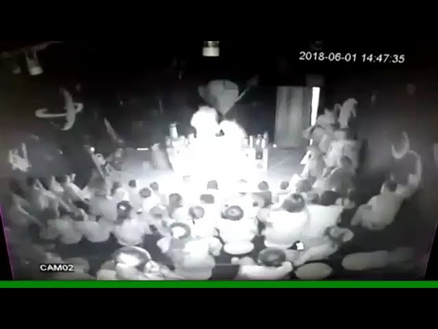 Взрыв в Комсомолле