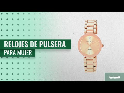 Relojes De Pulsera Para Mujer 2018, Los 10 Mejores Anne Klein Productos: Anne Klein Women's Rose