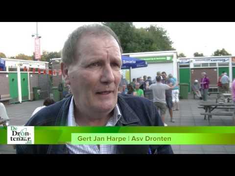 VIDEO | Gert Jan Harpe is de eerste 'vrijwilliger van het jaar' van Asv Dronten