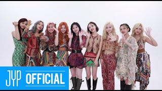 """TWICE """"MORE & MORE"""" 1 HOUR COUNTDOWN GREETINGS  Spotify https://TWICE.lnk.to/MOREANDMORE/spotify Apple Music https://TWICE.lnk.to/MOREANDMORE/applemusic iTunes https://TWICE.lnk.to/MOREANDMORE/itunes  TWICE Official Shop https://TWICE.lnk.to/Shop   TWICE Official YouTube: http://www.youtube.com/c/TWICE TWICE Official Facebook: http://www.facebook.com/JYPETWICE TWICE Official Twitter: http://www.twitter.com/JYPETWICE TWICE Official Instagram: http://www.instagram.com/TWICETAGRAM TWICE Official Homepage: http://TWICE.jype.com TWICE Official Fan's: http://fans.jype.com/TWICE  ⓒ 2020 JYP Entertainment. All Rights Reserved  #TWICE #트와이스 #MOREandMORE"""