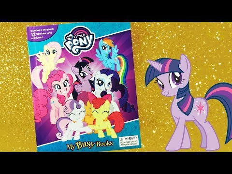 My little pony Activity book MLP toys MLP storybook