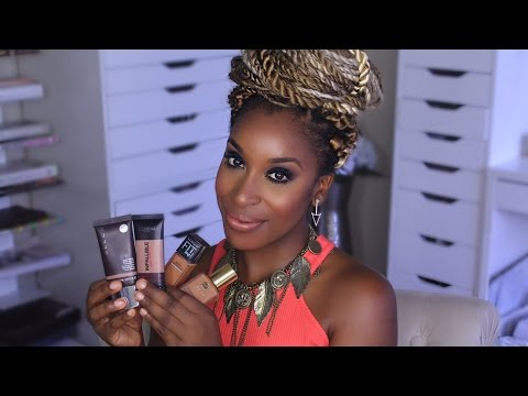 High End Drugstore Foundation Dupes | Jackie Aina