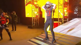 Zappers Player Does Hingle McCringleberry Celebration After Touchdown