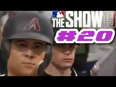 MLB The Show 19 PS4 Road To The Show - STEALING BASES... THAT'S WHAT I DO