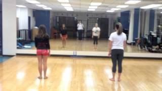 A Chorus Line Audition Dance