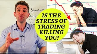 Is the Stress of Trading Killing You? 😨