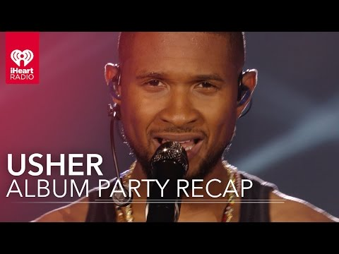 Usher Secret Album Release Party - Exclusive Highlights!