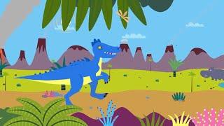 Лучшие песни про динозавров и Акулёнок   + Сборник про животных   Песни для детей