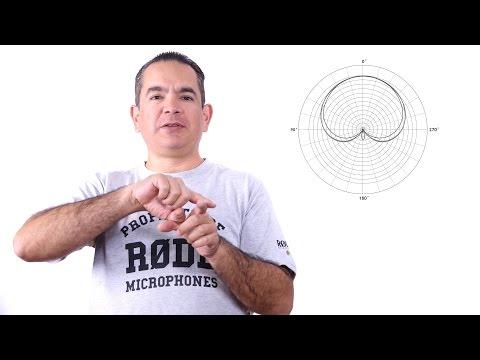 Tipos de Micrófonos y Patrones Polares