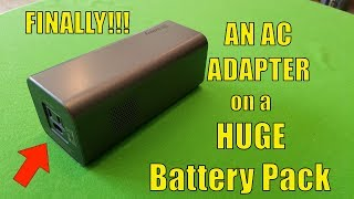 Jackery PowerBar Review, Power Your Laptop with Crazy High Capacity Battery Pack!