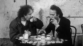 Coffee and Cigarettes (2003) - Deutscher Kinotrailer