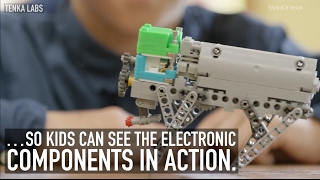 Building blocks that will turn Legos into smart toys