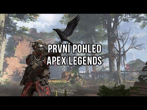 První pohled na Apex Legends