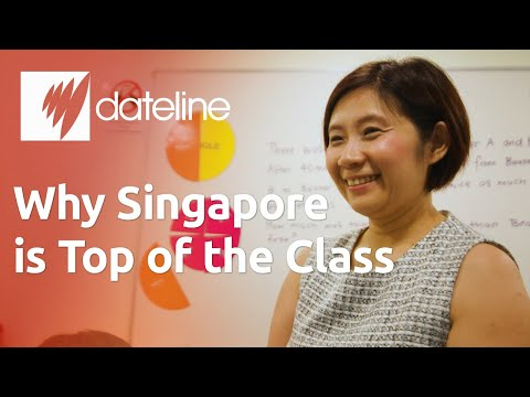 Inside Singapore's world-class education system