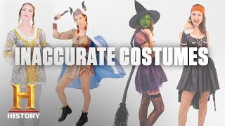 Historically Accurate Halloween Costumes | History