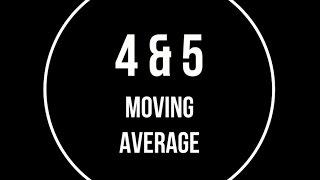 Эта торговая система сделает вас бессовестно богатым! // 4 & 5 moving average