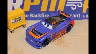 Video Mattel Disney Cars 3 Ernie Gearson Spare Mint 93