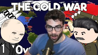 Hasanabi Reacts To The Cold War - OverSimplified (Part 1)