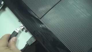 Cobra ODE видео мануал по установке на PS3 Super Slim 4000 4K)