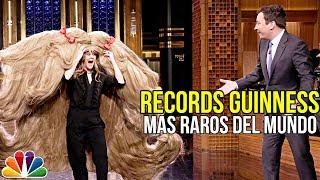 Top 10 Records Guinness Nunca Vistos    Los Mejores del 2018