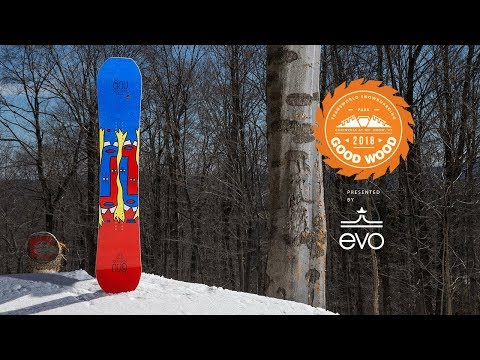 GNU Headspace – Good Wood Snowboard Reviews : Best Men's Park Snowboards of 2017-2018