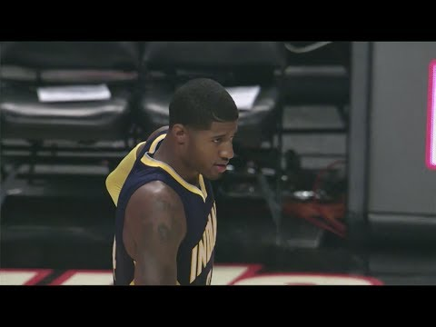 Paul George 22 Pts Highlights at Chicago Bulls (2013.10.18) (NBA PRESEASON)