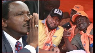 TROUBLE IN NASA: ODM Party threatens Wiper Party over Swearing-in debacle