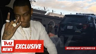 Soulja Boys House Burglarized During  War With Chris Brown  TMZ Chatter