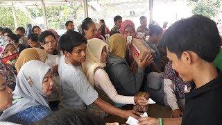 Kembali Gelar Pangan Murah di RPTRA Pinang Pola, Lurah Pondok Labu Harap Tak Ada Lagi Telur Busuk