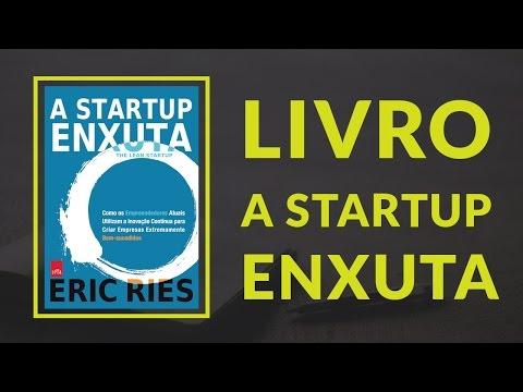 Livros & NegoÌcios | Livro A Startup Enxuta - Eric Ries #7