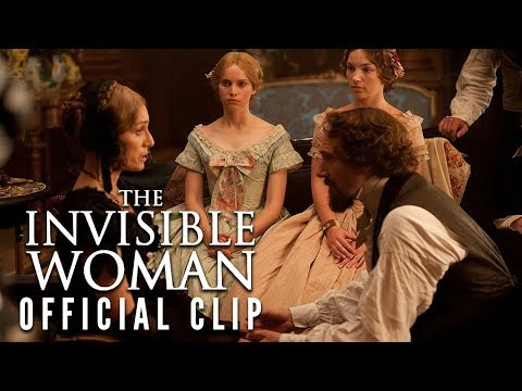 The Invisible Woman Clip 'Introductions'