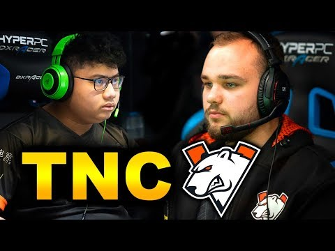 TNC vs VIRTUS PRO - SEA vs CIS HYPE! - EPICENTER MAJOR 2019 DOTA 2