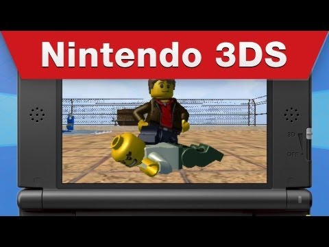 Видео № 0 из игры Lego City Undercover: The Chase Begins [3DS]