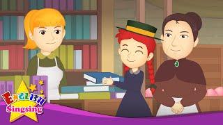 Anne of Green Gables - Bao nhiêu là nó? (Tại thị trường) - câu chuyện tiếng Anh cho trẻ em