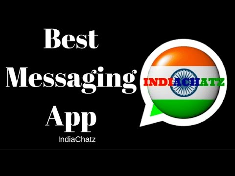 Review of Indian Whatsapp [ IndiaChatz] – Best Messaging app !!