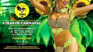 Carnavales 2020 en La Gruta Azul
