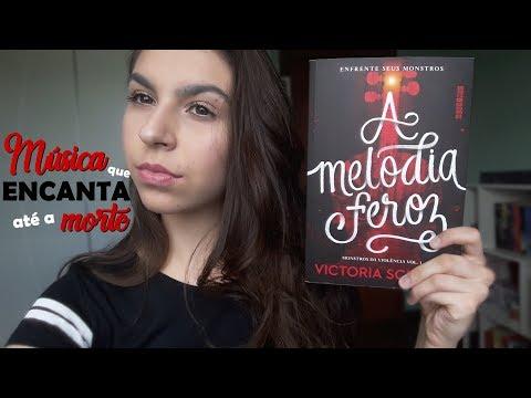 FICÇÃO PERFEITA DA NOSSA REALIDADE ATUAL I Resenha A MELODIA FEROZ, de Victoria Schwab