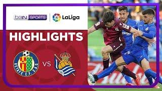 Getafe 1-1 Real Sociedad Pekan 8