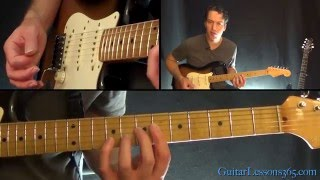 Gambar cover One Love/People Get Ready Guitar Lesson - Bob Marley and The Wailers