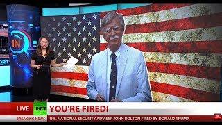 FULL SHOW: John Bolton's out & Venezuela's in crisis