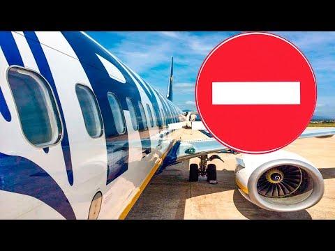 Что Нельзя Брать в Самолет! Ручная кладь в Самолете