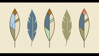 How To Create Feathers In Illustrator