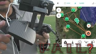 3DR Solo Stock & Alfa Antennas FAIL In Tower App Auto Mission?