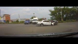 Омск 12.07.2018 дтп